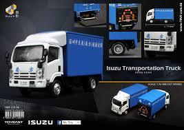 tiny isuzu transportation truck south transport atc64120 pre