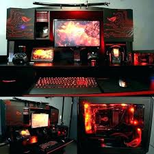 ordinateur bureau gamer pc bureau gaming meetharry co