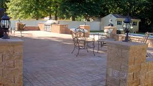 Paver Patio Nj Cs Construction Paver Patio Experts