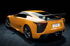 lexus lfa price interior lexus announces lfa luggage collection tens of buyers rejoice