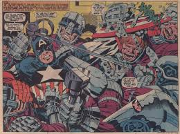 jack kirby quote the weird and wonderful king kirby part one