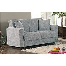 Convertible Storage Sofa by Amazon Com Beyan Edison Collection Modern Fold Out Convertible
