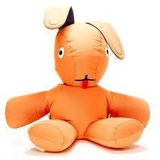 pouf style fatboy fatboy c09 xs rabbit teddy a bell indoor u0026 outdoor