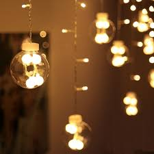 Bedroom Light Decorations Led String Lights Shop Window Decoration Light Curtain String
