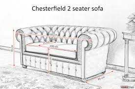 3 seater chesterfield sofa dimensions centerfieldbar com
