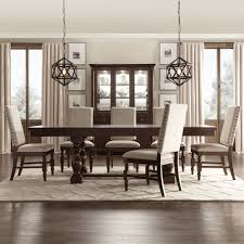 Silver Dining Room Set by Chair Extendable Dining Table Set Image Furniture Extending Oak