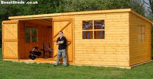 Gym Sheds Garden Gyms With Free Uk Delivery And Fitting Shed Building Plans Uk