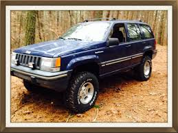 jeep cherokee off road tires 93 grand cherokee 3 5 lift 32