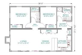 double wide floor plan lusion