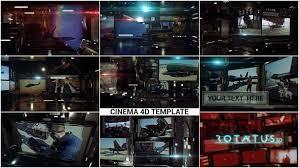 rotatus 3 cinema 4d template by alextantsura videohive