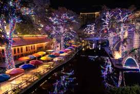 experience the season in san antonio
