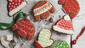 christmas kitsch cookies recipes food network uk