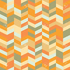 Color Palette Yellow by Seamless Herringbone Pattern With A Cool Pastel Color Palette