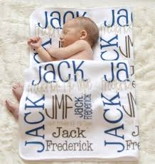 baby customized gifts personalized baby blanket monogrammed baby blanket name blanket