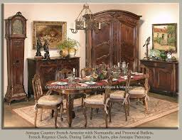 mesmerizing antique dining room with antique dining room table and