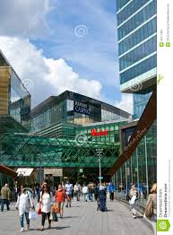 westfield stratford city shopping centre in london editorial