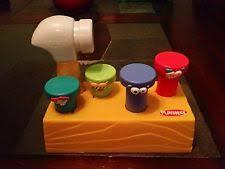 Playskool Cobblers Bench Playskool Hammer Nail Toy 12 18 Months Ebay