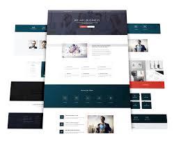 Joomla Hosting Title Joomlead Business One Page Joomla Template