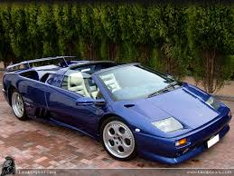 blue lamborghini diablo diablo sv roadster diasvro2 hr image at lambocars com