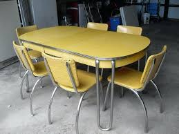 retro table and chairs for sale retro chrome kitchen table kitchen cute creating a retro tables and