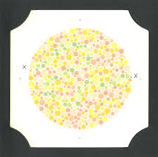 Blue Color Blind Test Tests For Colour Blindness