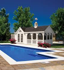 amazing pool house plans with living quarters homelk com blog