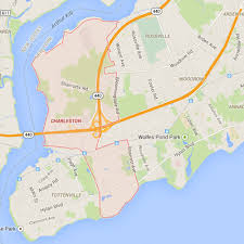 Map Staten Island Staten Island Is 58 Square Miles With A Total Population Of