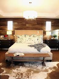 Best Wood Feature Bedrooms Images On Pinterest Bedroom - Feature wall bedroom ideas