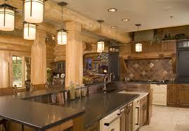 log home kitchen ideas opulent log home kitchen designs best 25 cabin kitchens ideas on