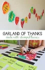 is thanksgiving 2014 garland of thanks things miss g is thankful for 2014 mama papa