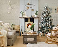 rustic decorating ideas for living rooms rustic christmas decorating ideas for a scandi style christmas