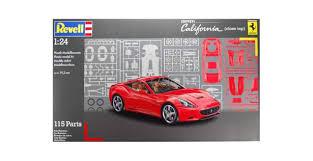 revell california revell 07191 california top 1 24 plastic kit