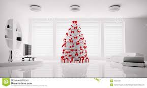 Christmas Living Room by Christmas Living Room Interior 3d Render Stock Image Image 16924351