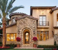 Luxury Exterior Homes - spanish style house exterior paint colors for mediterranean homes