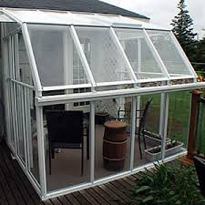 greenhouse sunroom eco sunroom 12 lean to greenhouse kit acrylic rion lt 12 cw