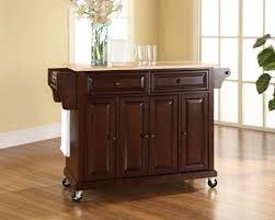 rolling island for kitchen kitchen marvelous butcher block rolling cart kitchen island with