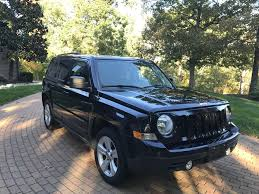 patriot jeep blue 2011 jeep patriot for sale in wildwood mo 63038