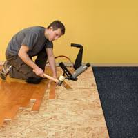 serenity underlay for nailed wood floors