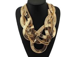 big statement necklace images Gold statement necklaces rules to wear statement necklaces jpg