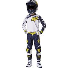 motocross racing apparel fox racing 2016 youth 180 race jersey and pant package black