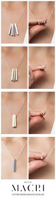personalized necklaces for women best 25 unique necklaces ideas on marble necklace