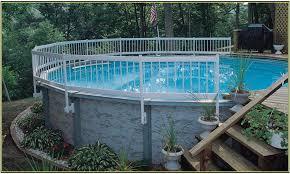 garden design garden design with intex above ground pool
