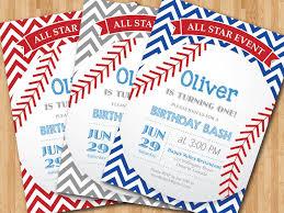 free printable baseball birthday invitations baseball