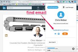 free profile finder 5 free linkedin email finder for chrome