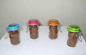 barattoli portaspezie confezione vasetti porta spezie erbe officinali e aromatiche