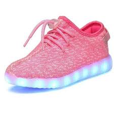 light up shoes for girls yz led light up shoes for little kids pink lighting shoes