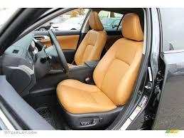 lexus hybrid ct200h interior caramel interior 2011 lexus ct 200h hybrid premium photo 60988132