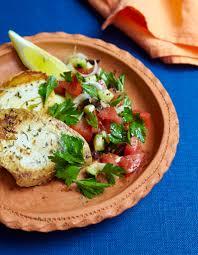cuisiner l espadon espadon mariné pour 4 personnes recettes à table