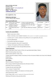chef resume objective free excel templates for student samp saneme