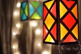 Home Decoration On Diwali Diwali Lantern Making Tutorial 13
